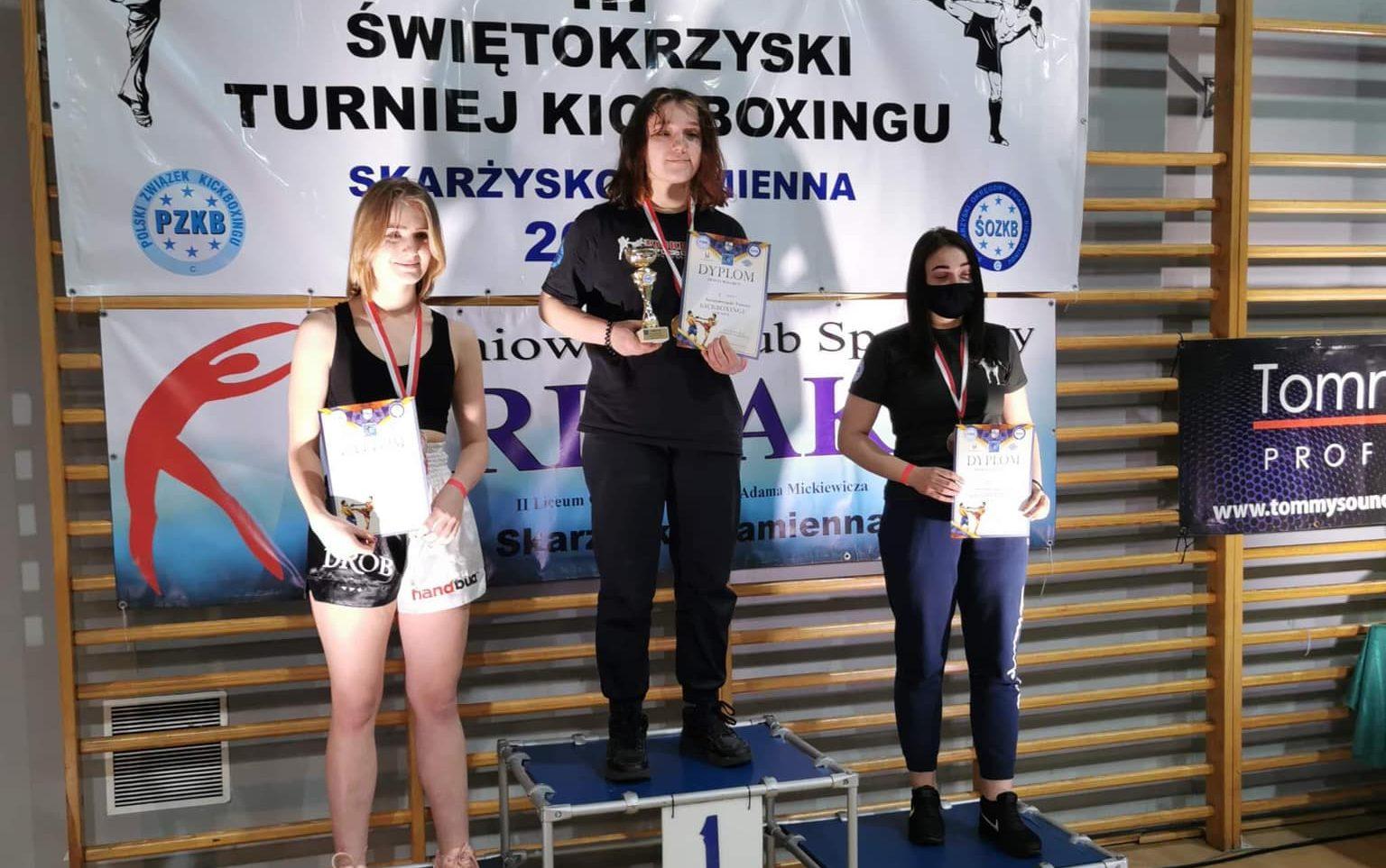 Zawody kickboxing