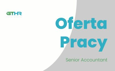 Oferta pracy Senior Accountant GTHR Prusice