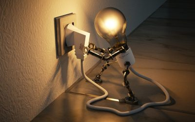 dostawy prądu