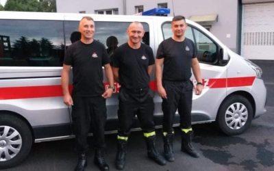 Strażacy Trzebnica